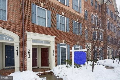 3646 Carriage Hill, Frederick, MD 21704 - #: MDFR2000213