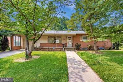 706 Midway Drive, Frederick, MD 21701 - #: MDFR2001748