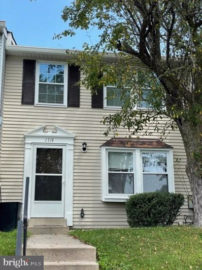 1714 Carriage Way, Frederick, MD 21702 - #: MDFR2002264