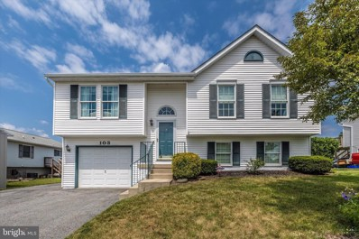 103 Colliery Drive, Thurmont, MD 21788 - #: MDFR2002682