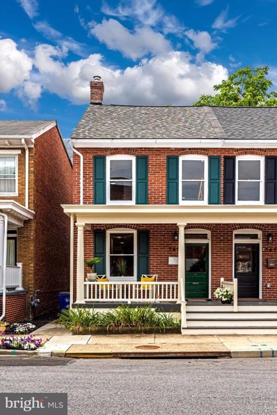 340 Park Avenue, Frederick, MD 21701 - #: MDFR2002914