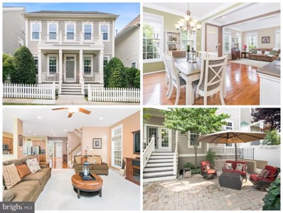 9438 Carriage Hill Street, Frederick, MD 21704 - #: MDFR2003030