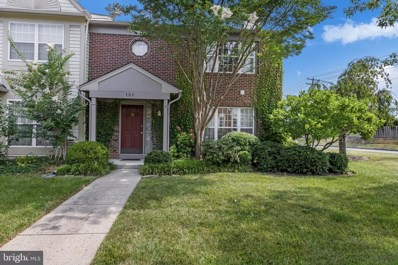 101 New Castle Court, Frederick, MD 21702 - #: MDFR2003312