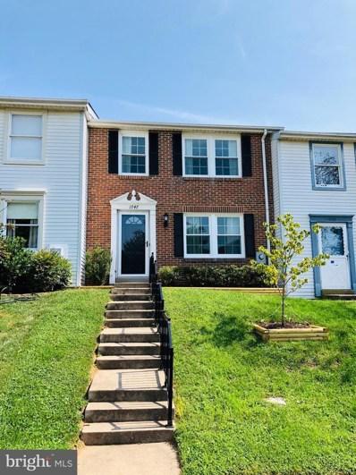 1747 Northridge Lane, Frederick, MD 21702 - #: MDFR2003432