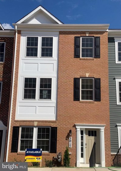 5017 MacDonough Place, Frederick, MD 21703 - #: MDFR2005228
