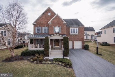 9127 Belvedere Drive, Frederick, MD 21704 - #: MDFR214296