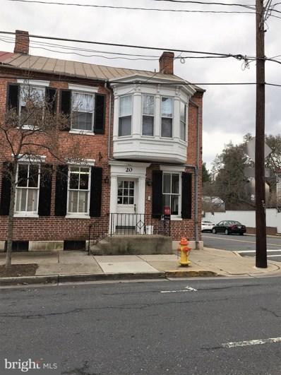 20 W 3RD Street UNIT 2-B, Frederick, MD 21701 - #: MDFR214522