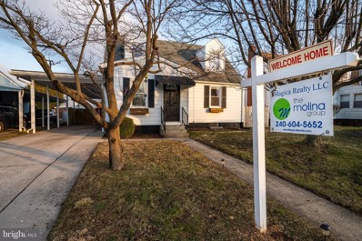 320 Willow Avenue, Frederick, MD 21701 - #: MDFR215136