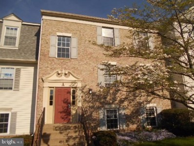 1405 Key Parkway UNIT 101, Frederick, MD 21702 - #: MDFR232414