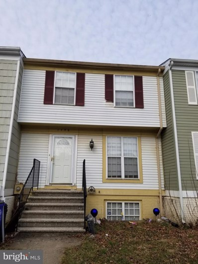 1756 Worthington Court, Frederick, MD 21702 - #: MDFR232666