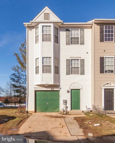 1341 Hampshire Drive UNIT A, Frederick, MD 21702 - MLS#: MDFR232744