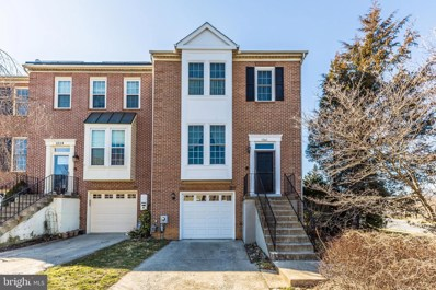 5202 Bamburg Court, Frederick, MD 21703 - #: MDFR233172