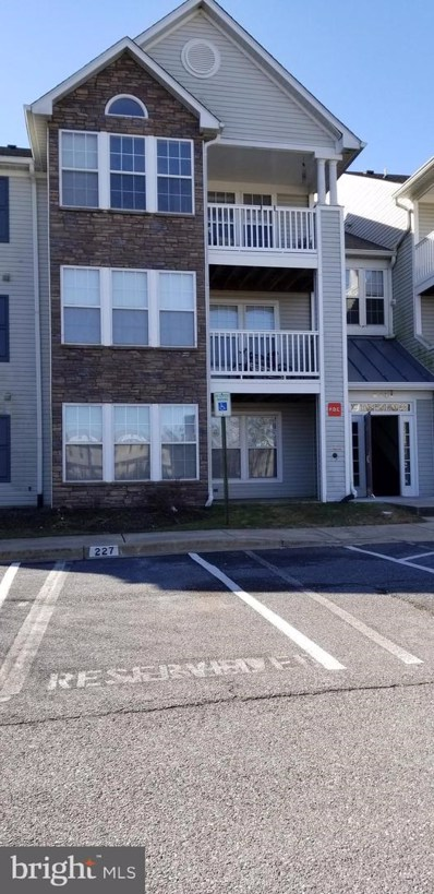 6413 Weatherby Court UNIT A, Frederick, MD 21703 - #: MDFR233600