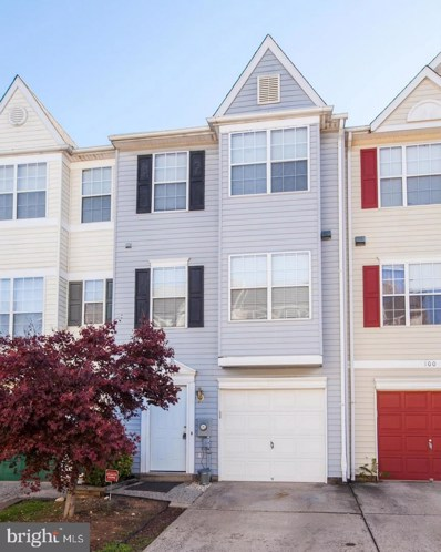102 Princetown Drive UNIT 5D, Frederick, MD 21702 - #: MDFR233700