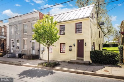 126 W All Saints Street Street, Frederick, MD 21701 - #: MDFR233836