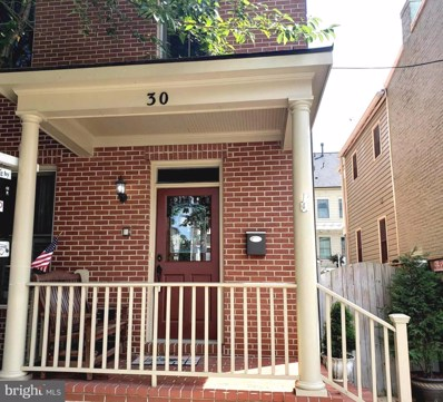 30 E 5TH Street E UNIT 4, Frederick, MD 21701 - #: MDFR233844