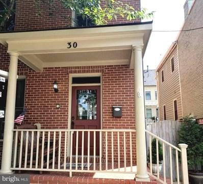 30 E 5TH Street E UNIT 4, Frederick, MD 21701 - #: MDFR233844