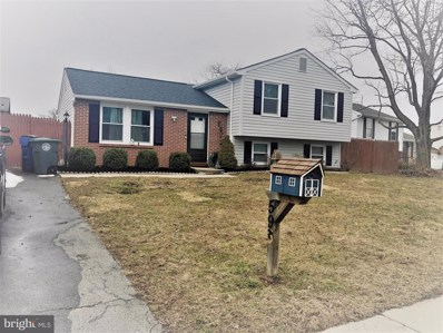 593 Old Stage Road, Frederick, MD 21703 - #: MDFR233908