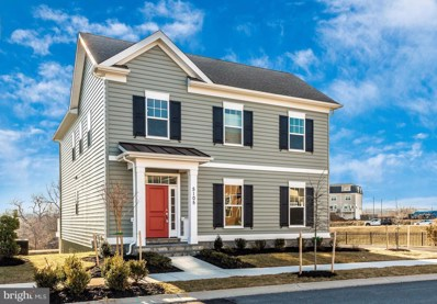 5105 Continental Drive, Frederick, MD 21703 - #: MDFR234162
