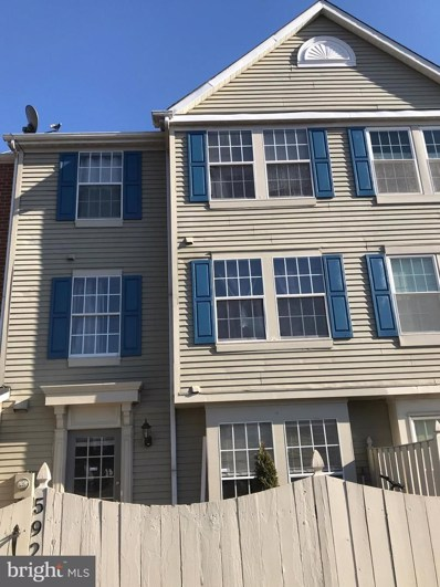 592 Hollyberry Way, Frederick, MD 21703 - #: MDFR234318