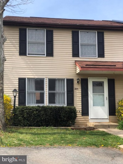 205 Stonegate Drive, Frederick, MD 21702 - #: MDFR234894
