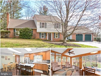 7307 Parkview Drive, Frederick, MD 21702 - #: MDFR239496