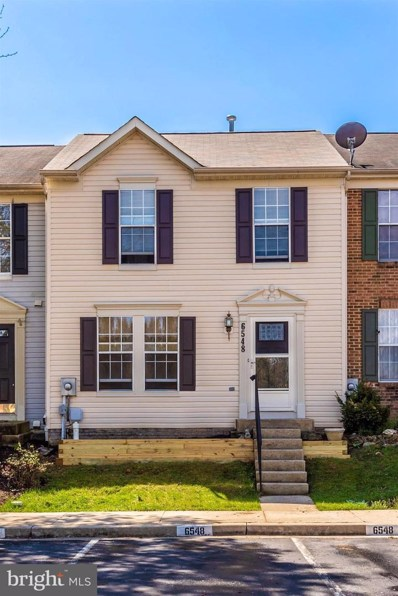6548 Ellington Way, Frederick, MD 21703 - #: MDFR243318