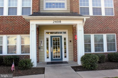 2408 Ellsworth Way UNIT 1C, Frederick, MD 21702 - #: MDFR243504