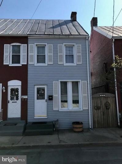 26 N Wisner Street, Frederick, MD 21701 - #: MDFR243622