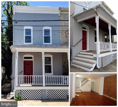 346 Madison Street, Frederick, MD 21701 - #: MDFR243784