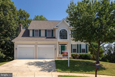 5731 Crestridge Court, Frederick, MD 21703 - #: MDFR243800