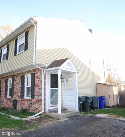 1482 Key Parkway, Frederick, MD 21702 - #: MDFR243982