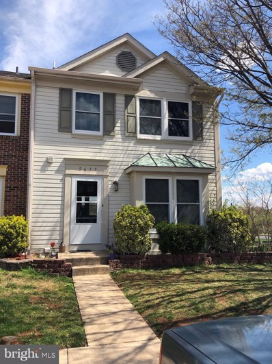 5617 Denton Court, Frederick, MD 21703 - #: MDFR244042