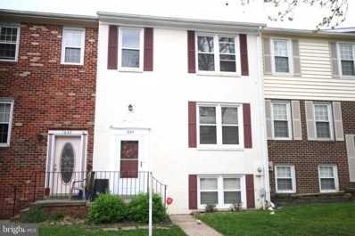 1624 Colonial Way, Frederick, MD 21702 - #: MDFR244414