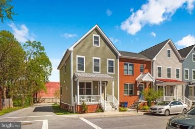 524 Klineharts Alley, Frederick, MD 21701 - MLS#: MDFR244560