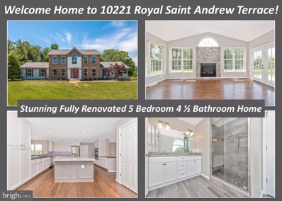 10221 Royal Saint Andrews Place, Ijamsville, MD 21754 - MLS#: MDFR244780