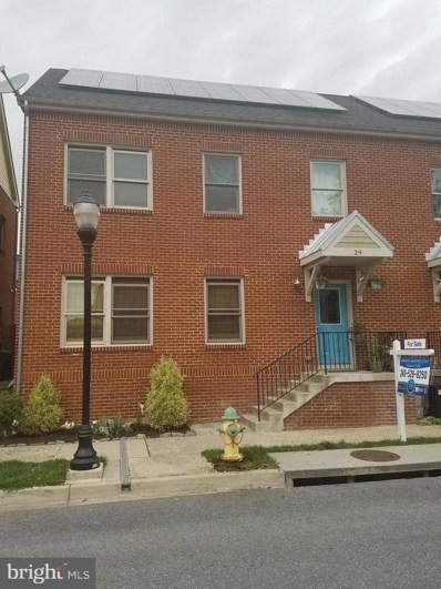 29 W 6TH Street, Frederick, MD 21701 - #: MDFR245050