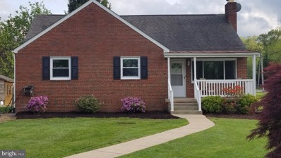 8901 Baltimore Road, Frederick, MD 21704 - #: MDFR245728