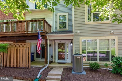 2639 S Everly Drive UNIT 8-5, Frederick, MD 21701 - #: MDFR245818