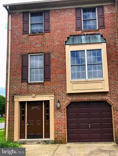8043 Broken Reed Court, Frederick, MD 21701 - #: MDFR246094