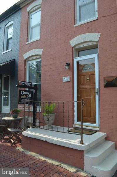 235 W 5TH Street, Frederick, MD 21701 - #: MDFR246650