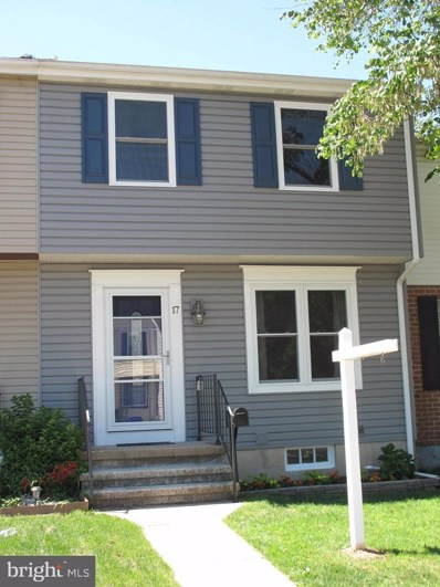 17 S Pendleton Court, Frederick, MD 21703 - #: MDFR247160