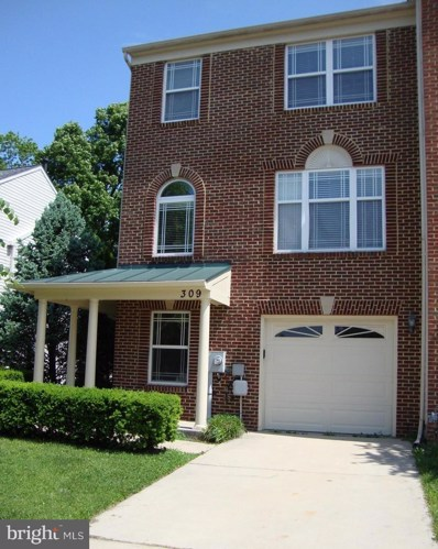 309 Willowglen Avenue, Mount Airy, MD 21771 - #: MDFR247228