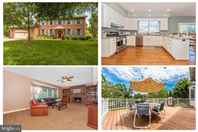 8165 Hunter Trail Court, Frederick, MD 21702 - #: MDFR247260