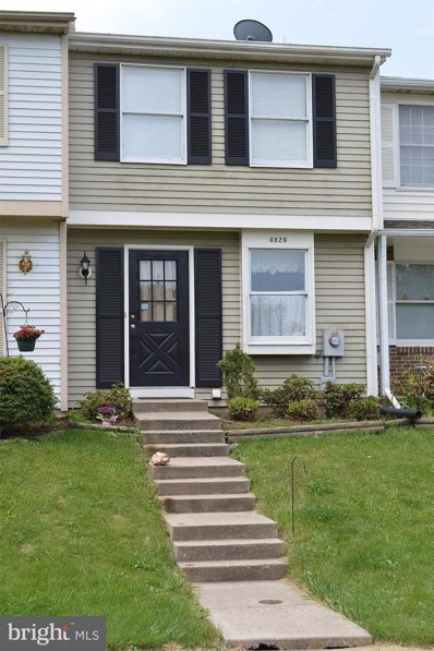 6826 Farmbrook Court, Frederick, MD 21703 - #: MDFR247658