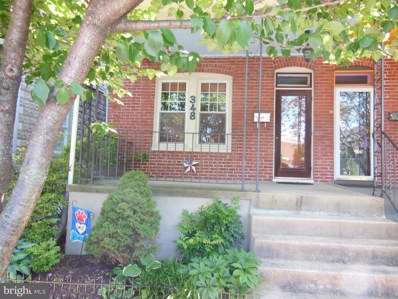 348 Park Avenue, Frederick, MD 21701 - #: MDFR247864