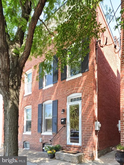225 E 4TH Street, Frederick, MD 21701 - #: MDFR248004