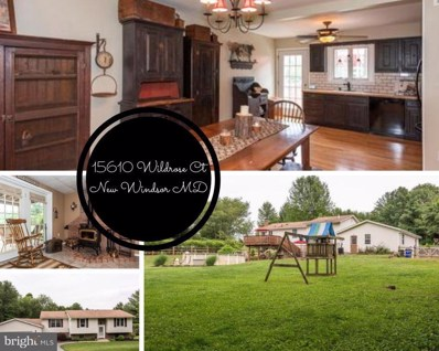 15610 Wildrose Court, New Windsor, MD 21776 - #: MDFR248044