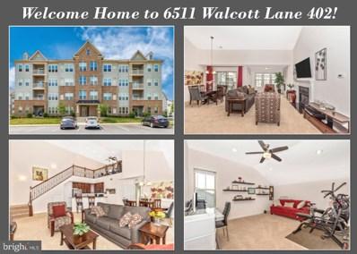 6511 Walcott Lane UNIT 402, Frederick, MD 21703 - #: MDFR248104