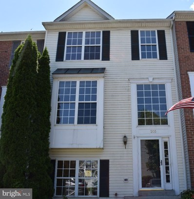 203 Harpers Way, Frederick, MD 21702 - #: MDFR248188